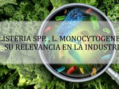 LISTERIA SPP. L. MONOCYTOGENES Y SU RELEVANCIA EN LA INDUSTRIA